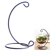 Micro Landscape Suspension C-shaped Hob Iron Rack Garden Decor