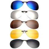 ナイトビジョンレンズを駆動するサングラスサングラスの偏光クリップ