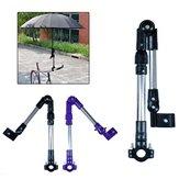 Велосипед коляска коляска разъем зонтик держатель стенд