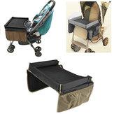 Portátil crianças bebê jogo bandeja assento de carro da segurança dos carrinhos de viagens prancheta