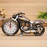 3Dホーム装飾的なオートバイのアラームプラスチッククール時計誕生日プレゼントランダムカラー