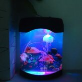 Aquarium Simulation Jellyfish Background Lamp Night Light