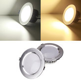 9W LED Down Light Ceiling Recessed Lamp Dimmable 110V + Driver
