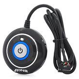 Jm-202 power+reset Knopfschaltermodul mit zwei USB-Hafen für den Pc