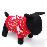 Pet Dog Knitted Breathable Warm Sweater Outwear Winter