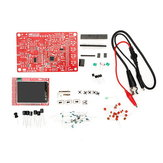 Original JYE Tech DSO138 DIY Kit de Osciloscopio Digital SMD Soldado 13803K Versión