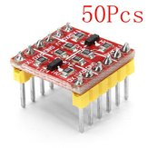 50Pcs 3.3V 5V TTL Bi-directional Logic Level Converter Geekcreit for Arduino - products that work with official Arduino boards