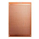 10 sztuk 12 x 18 cm PCB Prototyping Printed Circuit Board Breadboard