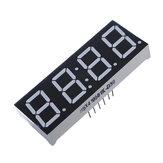 5Pcs 7-Segment 0.56 Zoll 4 Digit 12 Pins Rot LED Display Geekcreit für Arduino - Produkte, die mit offiziellen Arduino Boards funktionieren