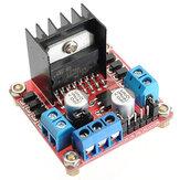 Arduino用5個L298NデュアルHブリッジステッピングモータードライバーボードGeekcreit-公式Arduinoボードで動作する製品