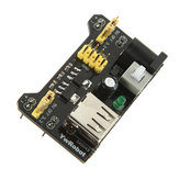 MB102 Breadboard Power Supply Module Adapter Shield 3.3V/5V Geekcreit for Arduino - products that work with official Arduino boards