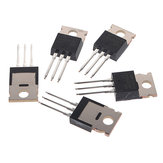 50Pcs IRFZ44N Transistor N-Channel Rectifier Power Mosfet