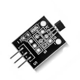 10Pcs DC 5V KY-003 Hall Magnetic Sensor Module Geekcreit for Arduino - products that work with official Arduino boards