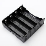 E1A1 ABS Battery Box Holder For 4 x 18650