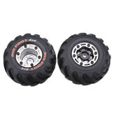 HBX 2098B 1/24 4WD Mini RC Car Spare Parts Wheels Complete 24968
