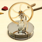 STEM Nízkoteplotní rozdíl Stirling Engine DIY Toy Gift Decor Collection