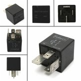 14V 4-stykowe 80A 80-amp Heavy Duty Split Charge ON-OFF Relay dla motor bike Car Bike Van Boat