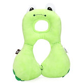 1-4Y Baby Lovely Animal Pillow Child Car Seat Nursing U Head Rest Neck Back Protection