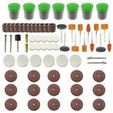 347pcs Rotary Tool Accessories Kit for Grinding Polishing Cutting Sanding