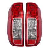 Car Tail Light Brake Lamp with No Bulb Wiring Harness Left/Right For Nissan Navara D40 2005-2015