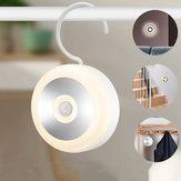 Bakeey PIR Motion LED Sensor Nachtlampje Oplaadbare Lamp