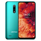 Ulefone Note 8P 5,5 tommers Android 10 Dual Rear Camera 2GB RAM 16GB ROM MT6737 Quad core 4G Smartphone