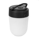 Portable Outdoor Camping Light Multifunctional Car Charging Cup Emergency Flash Light 12V-24V