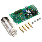 6E2 Tube Amplifier Board DC12V Replacement EM81 Fluorescence Tuning Indicator Amplifier 6E2 Drive