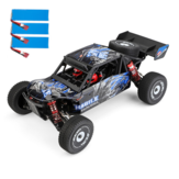 Wltoys 124018 Several Battery RTR 1/12 2.4G 4WD 60km/h Metal Chassis RC Car Vehicles Models Kids Toys