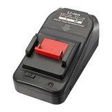 14.4V-18VLithiumPowerИнструментБатареяЗарядное устройство 100V-240V для Bosch BAT609 BAT618 BAT607 BAT614 Батарея