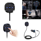 BC20 Wireless Bluetooth Receptor 3.5mm AUX Audio Music Receiver 5V 2.1A Car Charger