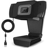 5 Megapixel 1080P HD Videoconferência na webcam, chamando a câmera do computador com microfone