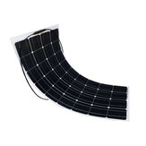 LEORY 90W 18V Solar Panel Portable Power Bank RV Solar Charger Solar Panel Kit For Outdoor Camping Home