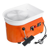 110V 250W Electric Pottery Wheel Machine Ceramic Work Clay Art Craft DIY