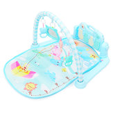 3 In 1 Baby Infant Gym Play Mat Fitness Music Piano Pedal Educational Toys USB Baby Play Mat