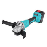 125mm/18V Cordless Brushless Angle Grinder Woodworking Tool For Makita Battery