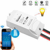 SONOFF® POW R2 AC90-250V 16A 3500W WIFI Wireless التطبيق التحكم عن بعد مراقبة Switch Timer Socket القوة مراقب يعمل المختبر الحالي مع Amazon Alexa Amazon Echo Dot Amazon Tap Google Home Nest Assistant I
