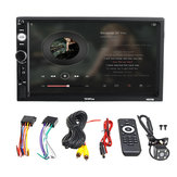 7010Plus 7-calowy 2 Din Touch Car MP5 Player bluetooth Stereo FM Radio USB TF AUX