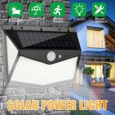 212 LED zonne-energie straatverlichting PIR Bewegingssensor wandlamp buiten tuinpad tuinverlichting