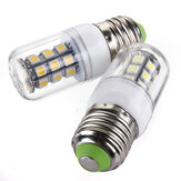E27 LED Bulbs 12V 3W 27 SMD 5050 White/Warm White Corn Light