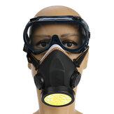 Gaz Kapak Boyası Maske İş Yeri Göz Gözlükleri İçin Güvenlik Kimyasal Anti-Toz Filtresi