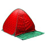 Outdoor Camping 2-3 People Automatic Tent Pop Up Waterproof UV Proof Beach Sunshade Shelter