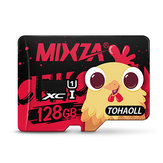 Mixza Year of the Rooster Limited Edition U1 128GB TF Micro Memory بطاقة