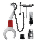 Outil de réparation de vélos MTB Bike Chain Cutter Chain Removel Bracket Remover Tool Kit