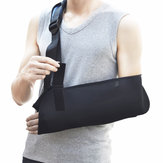 IPRee® 1 Pcs Arm Support Adjustable Shoulder Protector Braces Pain Relief Soft Padded Sports Protective Gear