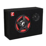 6pouces350W4Ω sous-siège voiture subwoofer haut-parleur stéréo audio amplificateur puissant basse