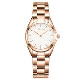 クロノスCH34シンプルな女性の時計小さなダイヤルライト高級ファッションエレガントな女性のクォーツ時計