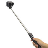 Extendible Selfie Stick Tripod for Gopro/DJI Action/Insta 360/Xiaoyi/SJcam Sports Camera/Micro SLR/Phones with Phone Holder Phone Remote Controller Non-original