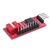 10pcs PCF8574 PCF8574T I/O For I2C IIC Port Interface Support Cascading Extended Module Expansion Board High Low Level Geekcreit for Arduino - products that work with official Arduino boards