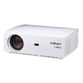 VIVIBRIGHT F30 LCD Projector 4200 Lumens Full HD 1920 x 1080P Support 3D Home Theater Video Projector-White